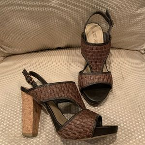 Kenneth Cole Sandal Heels